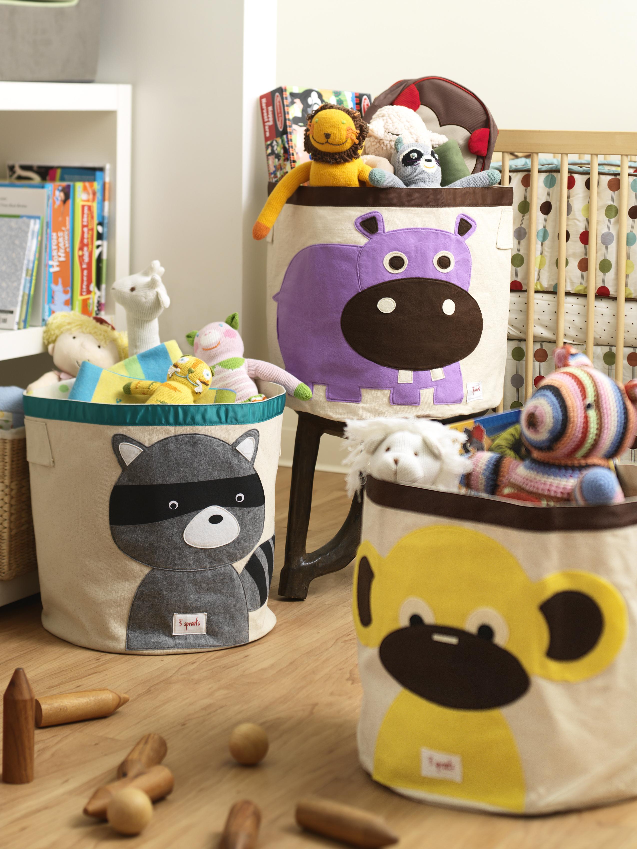 Foto cestos para brinquedos de ana camila vieira 883238 for Astuce rangement chambre enfant