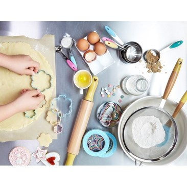 Fanci Baking by Captivate Brands: Bake!