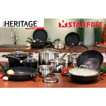 Cookware Starfrit and Heritage