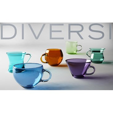 DIVERSI spoons and cups