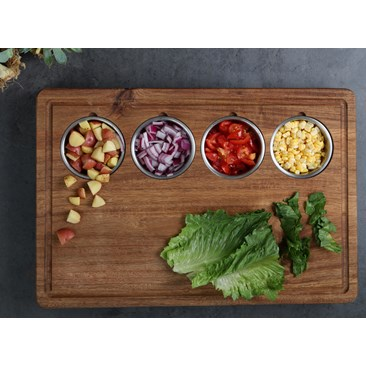 Mise en Place Home Chef Board