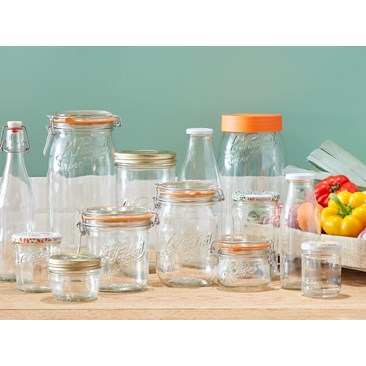 Le Parfait Glass Jars