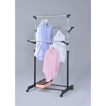 IJ-054 3 Rods Garment Rack