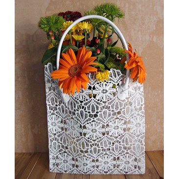 Lace Totes