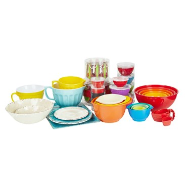 Melamine tableware & UTENSILS