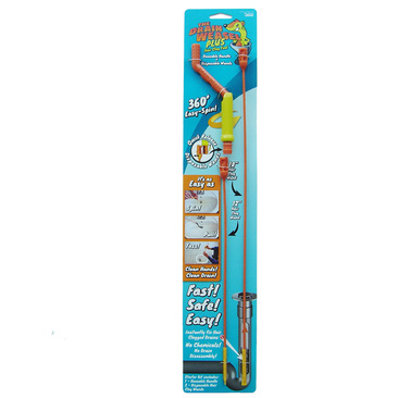 Drain Weasel Refillable Hair Clog Tool