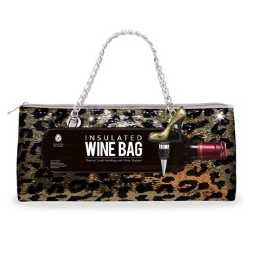 Insulated Wine Bag & Stopper