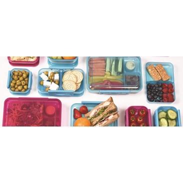 Clic-tite food storage