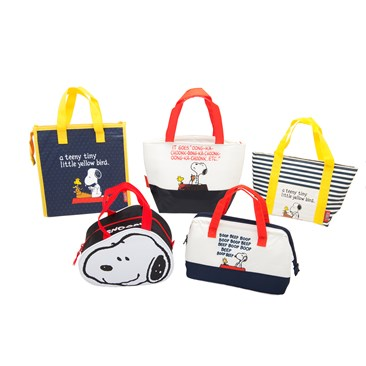 PEANUTS Lunch Tote Bags