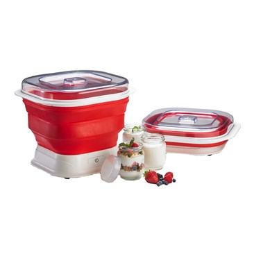 Collapsible Yogurt Maker