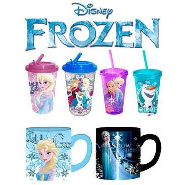 Frozen Plastic and Ceramic
