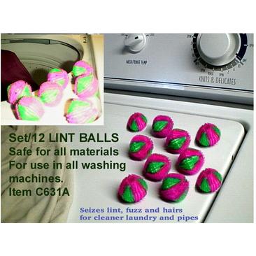 C631A Lintballs