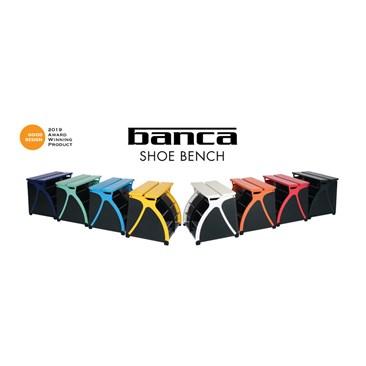 Banca Shoe Bench