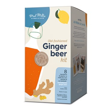 Old Fashioned Ginger Beer Kit
