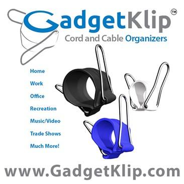 GadgetKlip sizes