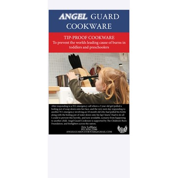 Angel Guard Cookware Flier