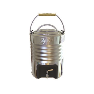 2.5-Gallon Legacy Stainless Steel
