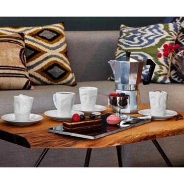 4 New Espresso Mugs