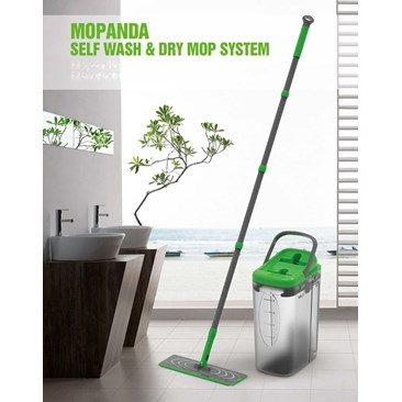 Self Wash & Dry Mop System