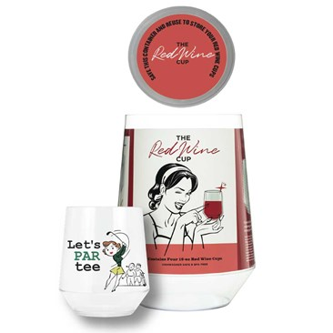 The Red Wine Cup (16-oz)