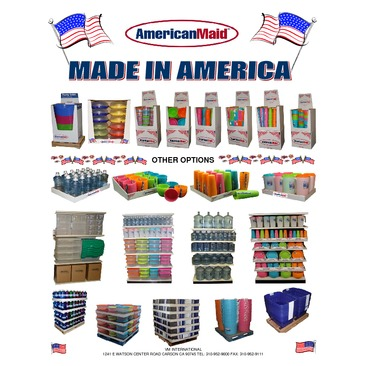 American Maid Plastic Housewares Connect 365
