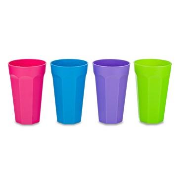 B /& R Plastics Inc PH-4-12 Paper Plate Holders Set of 4