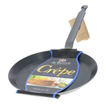 Blue Steel Crepe Pan
