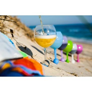 The Beach Glass at the Beach