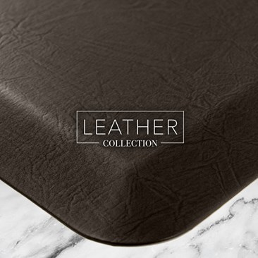 WellnessMats LeatherCollection