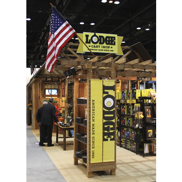 Lodge Booth