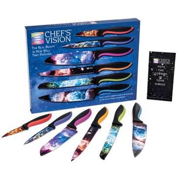 Cosmos Knife Set
