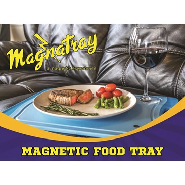 Magnatray-Magnetic Food Tray