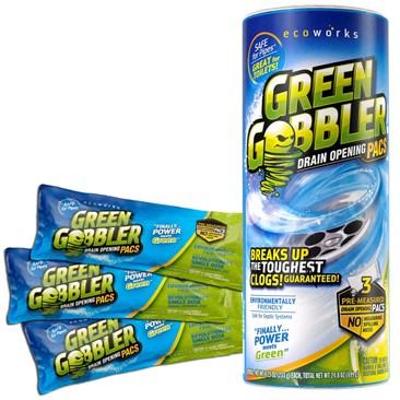Green Gobbler Drain Opener