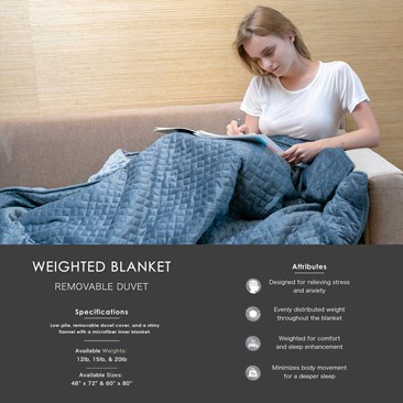 AltaVida Weighted Blanket