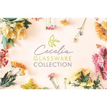 Cecelia Glassware Collection