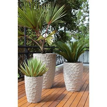 Prisma Conic Planters