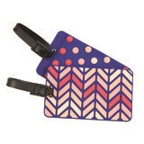 Set of 2 Luggage Tags