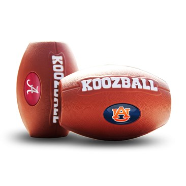KOOZBALL now featuring Collegiate logos!