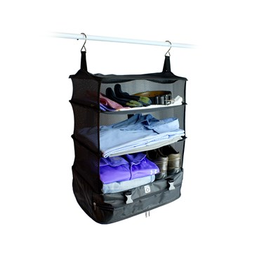 Stow-N-Go Hanging Travel Shelf
