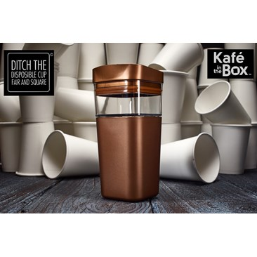 Kafe in the Box - Travel Cup