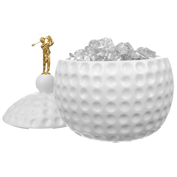 Mixology Golf Ball Ice Bucket