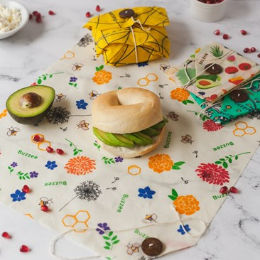 Buzzee- Reusable Sandwich wrap