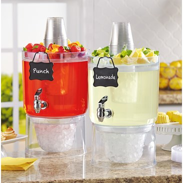 BEVERAGE BUTLER DISPENSER