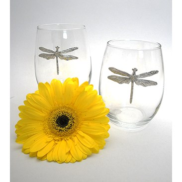 Dragonfly Stemless
