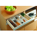 Like-it offers simple yet useful design multi-size organizers to provide better life solutions.