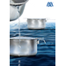 Stainless Steel Strainer Pot