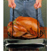 Betty Crocker Non-Stick Turkey Lifter.  Non Stick surface, Removable Handles, Holds up to a 30 Pound Turkey.