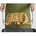 Betty Crocker Expandable Roasting Rack.  Designed to fit in almost every roasting pan.  Expands from 9