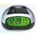 Talking LCD Alarm Clock