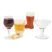 Mini Cocktails adds life to any party.  We miniaturized four classic bar glasses into cute shot glasses.  Makes a great gift!